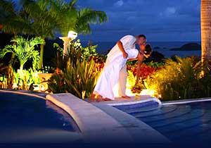Romance parador hotel