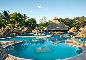 doubletree resort all inclusive