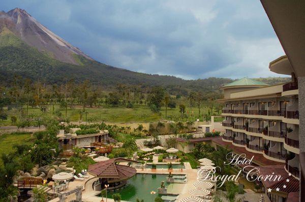 View Hotel Royal Corin