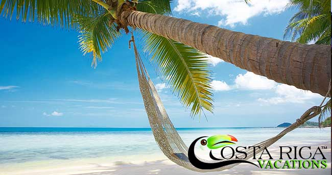 Travel to Costa Rica beach and enjoy pristine sands.
