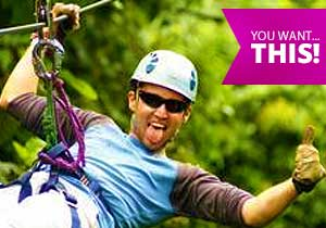 Costa Rica Adventure All-in-one package