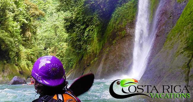 Kayak Tours.