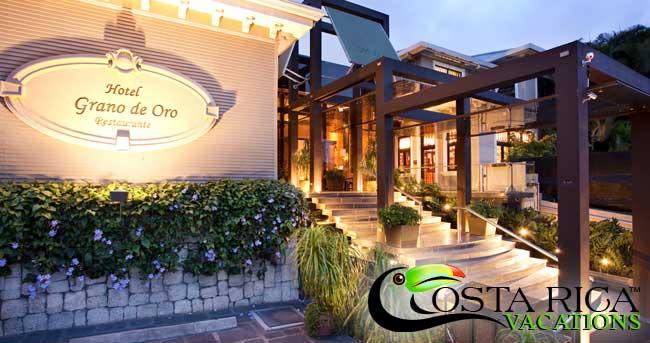 Hotel Grano de Oro en San José