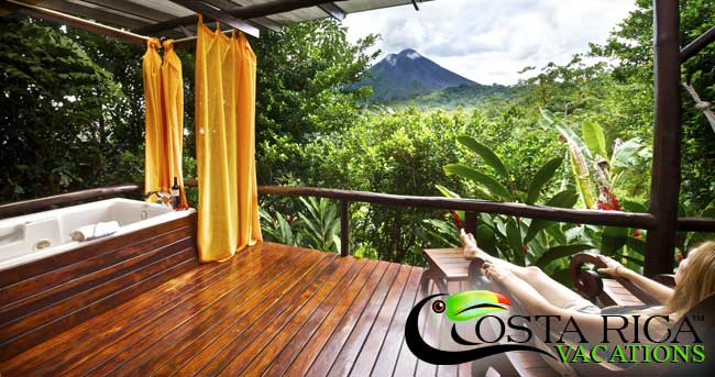 Luxury Costa Rica vacation.