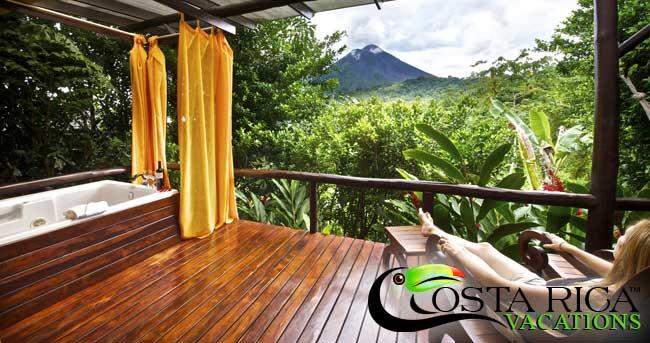 Luxury Costa Rica vacation.