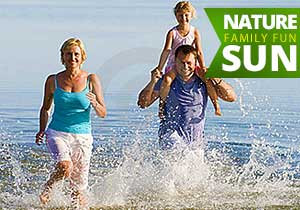 Nature family fun and sun