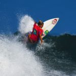Leilani McGonagle is always present in our surf report