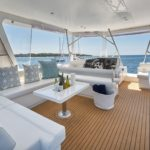 This is Playgrounds Yacht deluxe surf trip.