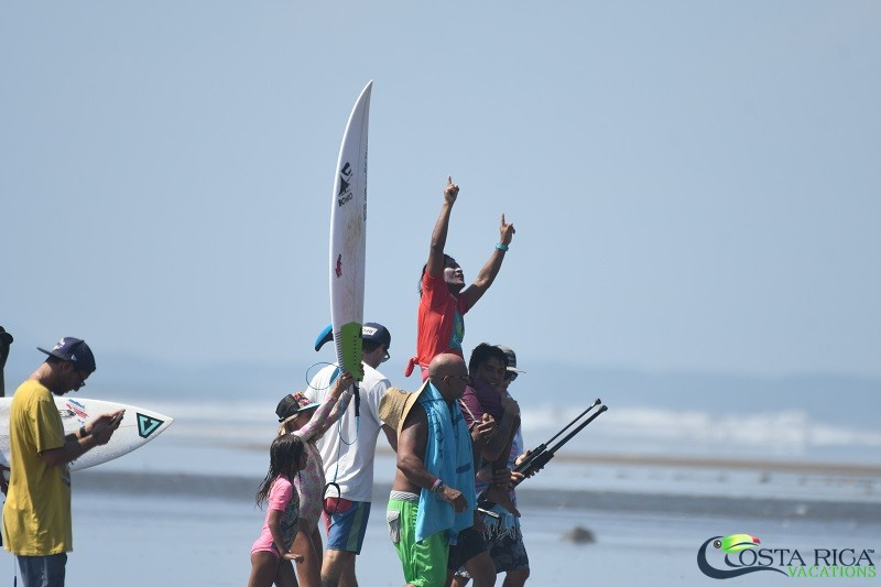 This month surf report brings lots of news for you