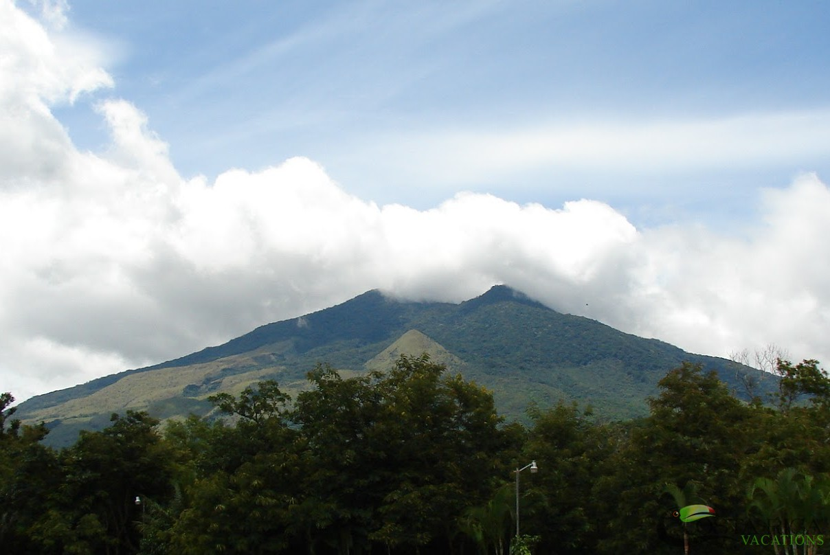 Miravalles Volcano is great for people who want to visit the true Costa Rica