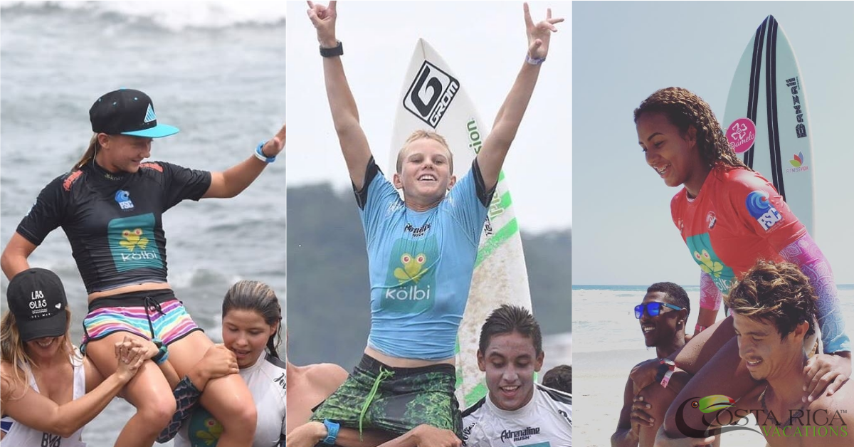 Surf Costa Rica Contest